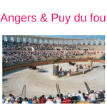 Tour in Angers & Puy du Fou
