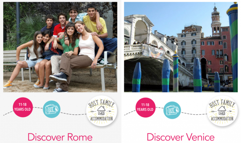 group tours in Italy