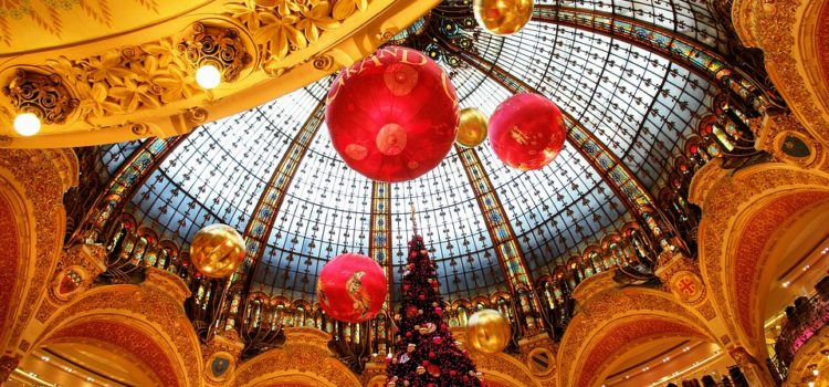 Our London and Paris top 8 Christmas festivities